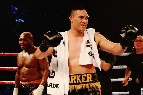 Joseph Parker – news, latest fights, boxing record, videos ...