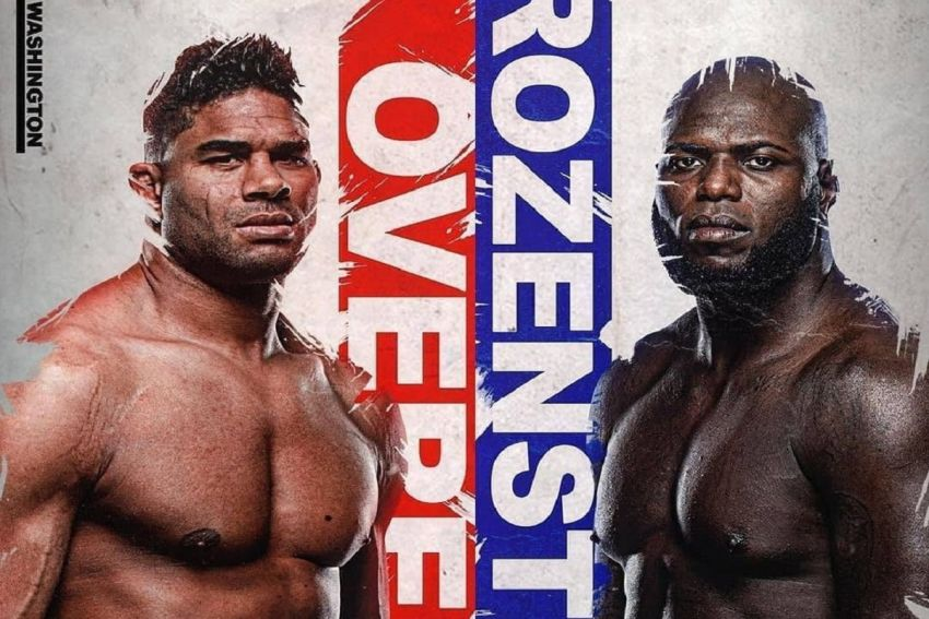 Ufc On Espn Overeem Vs Rozenstruik Where To Watch Live