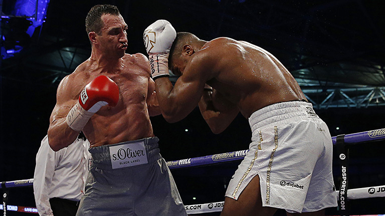 Klitschko Vs Joshua Quoten