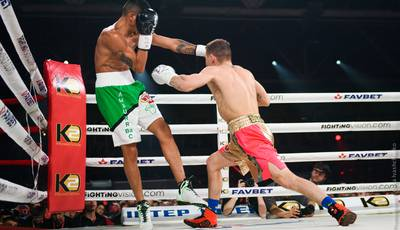 Denys Berinchyk successfully defends his title (photos)