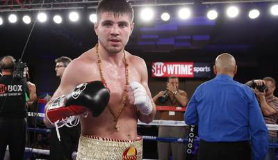 Khytrov plans to impress on January 14th