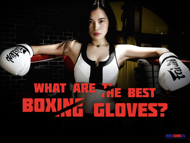 Top 15 Best Boxing Gloves